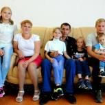 Многодетная семья Коноваловых переедет из Алымки в Уват в новый дом
