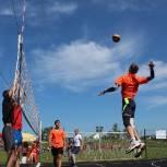 Благодаря депутатам Вадиму Смагину и Александру Траутвейну состоялся большой спортивный праздник в Целинном районе