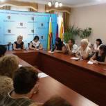 Евгения Рубцова: Сасово имеет все основания войти в число цифровых лидеров региона