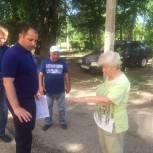 По просьбам жителей отремонтированы дороги и тротуары во дворах города Балаково