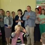 Группа-трансформер появилась в одном из детсадов Подольска благодаря депутату-единороссу