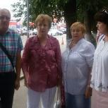 В Орехово-Зуеве  в рамках проекта «Городская среда» рассмотрен вопрос по благоустройству улицы Ленина