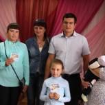 Алексей Кривенко присоединился к акции «Соберем детей в школу»