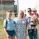 В Щёлково в рамках партийного проекта «Крепкая семья» прошла встреча с молодыми семьями