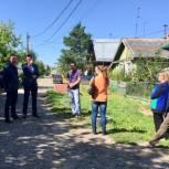 Дмитрий Осипов поможет тюменцам решить проблему с подключением к центральному водоснабжению