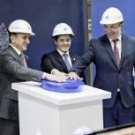 Александр Моор и Дмитрий Артюхов дали старт развитию электроэнергетики в Салехарде