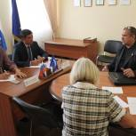 Руководитель региональной общественной приемной Партии Альфир Бакиров: «Стараемся помочь каждому»