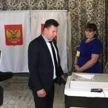 В Воскресенском районе открылись избирательные участки