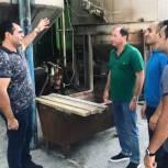Заур Аскендеров встретился с виноградарями республики