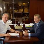 Депутат ЗСК Владимир Чепель встретился с жителями Мостовского района