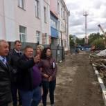 Николай Панков о реконструкции гимназии №89: Нужно менять отношение к работе
