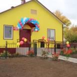 В Урмарском районе открылся новый фельдшерско-акушерский пункт