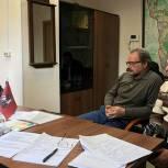 Виктор Селиверстов провел прием граждан на северо-востоке столицы