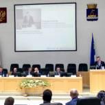 Городские депутаты избрали главу Тюмени и председателя думы