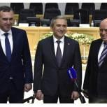 Александр Моор призвал тюменских депутатов работать на благо жителей