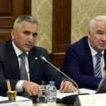 Александр Моор рассказал сенаторам о работе по созданию комфортной городской среды