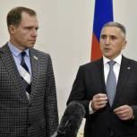 Тюменская область эффективно взаимодействует с федеральными контролирующими органами