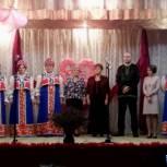 В Кадомском районе чествовали сотрудников сельского Дома культуры