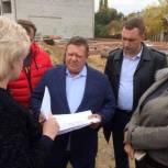 Николай Панков о строительстве дома в Елшанке: Мы живем результатом, а не процессом
