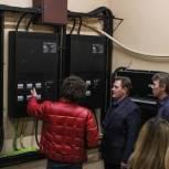 В Воркутинском драматическом театре завершена модернизация силового светового оборудования.