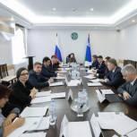 Комарова: Главный ориентир - повышение качества жизни людей