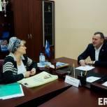 Олег Димов: «Обращения граждан находят отражение в работе депутатов областного парламента»