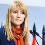 Журова: МКАПП предоставляет уникальную возможность для обмена опытом между политическими партиями
