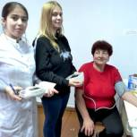 Волонтеры Рязанской области поддержали акцию «#ДоброВСело»