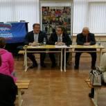 В районе Ивановское прошло собрание первичного отделения Партии