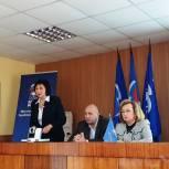 Кораблинские единороссы подвели итоги работы за 2018 год