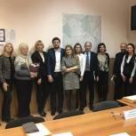 Партийцы района Проспект Вернадского подвели итоги работы на Конференции местного отделения