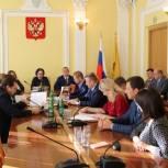 Единороссы обсудили судьбу Рязанской автоколонны №1310