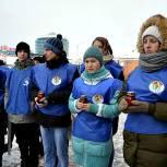 В Тобольске прошел митинг в память о погибших в ДТП