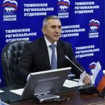 Александр Моор встретился с жителями в рамках недели личных приемов партии «Единая Россия»