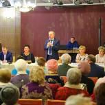Люберецкие единороссы обсудили актуальные вопросы системы здравоохранения