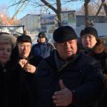 Николай Панков о доме в Елшанке: Темпы кладки надо ускорить