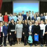 Школьники Нижней Тавды интересовались у Ольги Швецовой, как стать депутатом