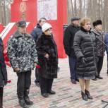 В Ступино состоялся Марш памяти, посвящённый 77-летию битвы под Москвой