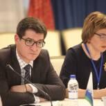 Руководитель фракции «Единой России» в заксобрании НАО принял участие в заседании ПАСЗР