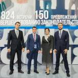 Иван Дзюбан вошел в состав Генерального совета «Единой России»