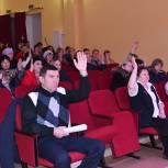 В Ухоловском районе выбирают объекты благоустройства