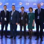 Увельчанин побывал на съезде партии в Москве