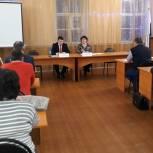 Итоги XVIII Съезда «Единой России» обсудили на заседании местного политсовета в Петровске