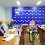 Елена Сидорова: Проект «Крепкая семья» успешен благодаря активности рязанцев и социально ответственному бизнесу