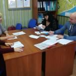 Кадровый проект «Единой России» «Политический лидер» обсудили с секретарями «первичек»