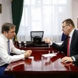 Губернатор НАО и депутат Госдумы Сергей Коткин подвели итоги уходящего года и наметили планы на будущий