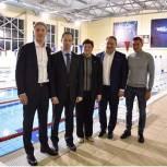 Единороссы Сергиева Посада открыли спорткомплекс с бассейном в Реммаше