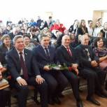 В Малосердобинском районе открыли обновленный Дом культуры