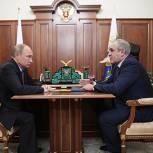 Владимир Путин поблагодарил «Единую Россию» за ответственную работу в Госдуме