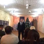 Первомайский район: Андрей Долов поздравил жителей округа с Новым годом